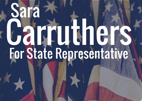 Sara Carruthers For State Representative